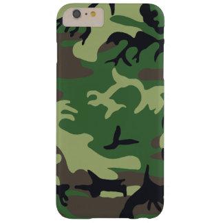 Camo militar funda barely there iPhone 6 plus