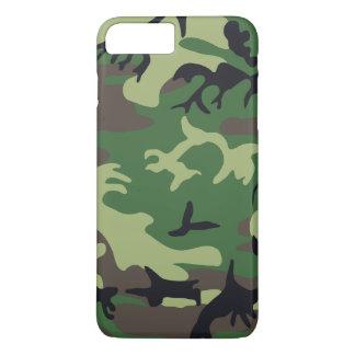 Camo militar funda iPhone 7 plus