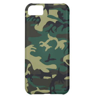 Camo militar funda para iPhone 5C