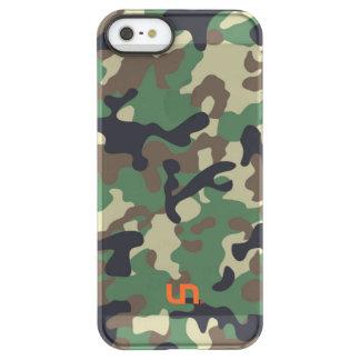 Camo militar funda permafrost™ deflector para iPhone 5 de uncom