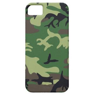 Camo militar iPhone 5 Case-Mate cobertura