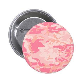 Camo rosado - Camo femenino Pins