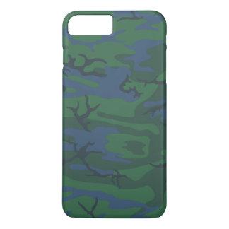 Camo verde crepuscular funda iPhone 7 plus