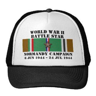 Campaña de Normandía Gorros
