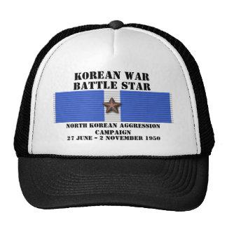 Campaña norcoreana de la agresión gorra