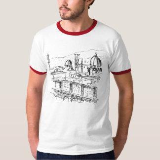 Campanero de Florencia Camisetas