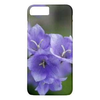 Campanula precioso del Bellflower Funda iPhone 7 Plus