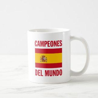 CAMPEONES DEL MUNDO TAZA