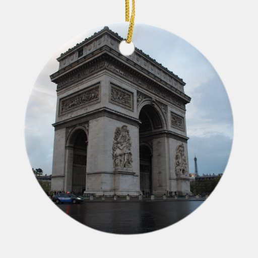 Campeones-Élysées - París, Francia Ornamento De Reyes Magos