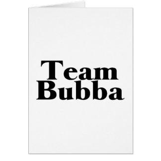Campesino sureño de Bubba del equipo Tarjeta De Felicitación