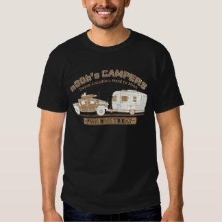 Campistas de Noobs Camiseta