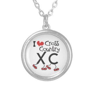 Campo a través del corazón I (amor) que corre XC Pendientes