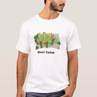 Campo de bota camiseta