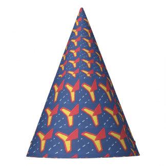 Campo del cumpleaños del gorra del fiesta de los