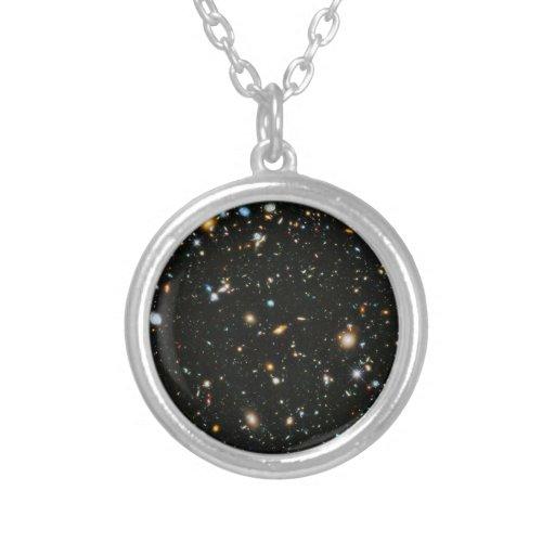 Campo ultra profundo de Hubble Joyeria