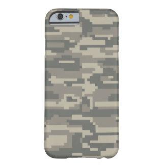 Camuflaje de Digitaces del estilo del ejército Funda De iPhone 6 Barely There