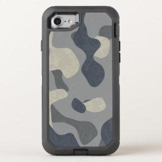 Camuflaje de los militares de la marina de guerra funda OtterBox defender para iPhone 7