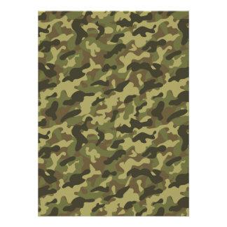 Camuflaje del ejército comunicados