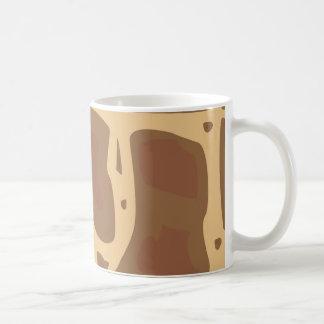 Camuflaje Taza De Café
