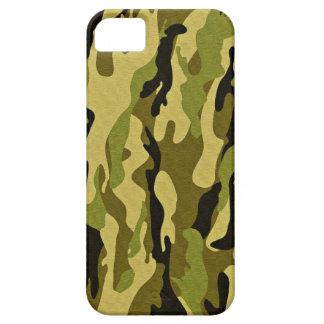 camuflaje verde militar iPhone 5 Case-Mate funda