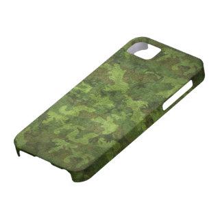 camuflaje verde militar iPhone 5 fundas