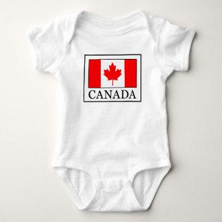 Canadá Body Para Bebé