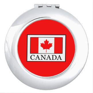 Canadá Espejo De Viaje