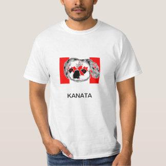 Canadá Flag.gif, KANATA Camiseta