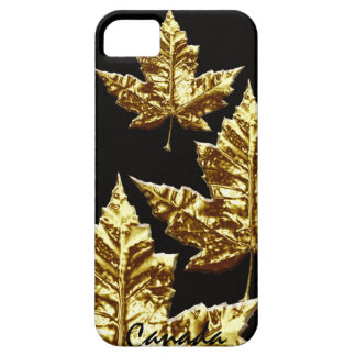 Canadá fresco IPhone 5 regalos de la hoja de iPhone 5 Carcasas