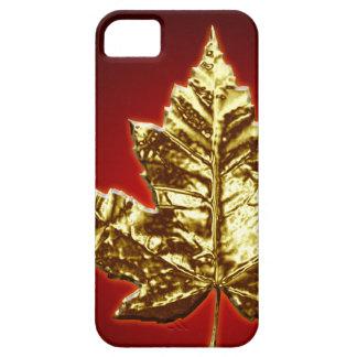 Canadá fresco IPhone 5 regalos de la hoja de iPhone 5 Case-Mate Coberturas