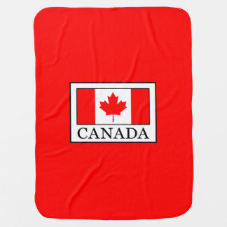 Canadá Mantita Para Bebé