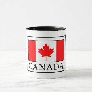 Canadá Taza