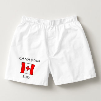 ¿Canadiense, Eh?? Calzoncillos