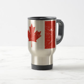 ¡Canadiense Eh! Taza del viaje