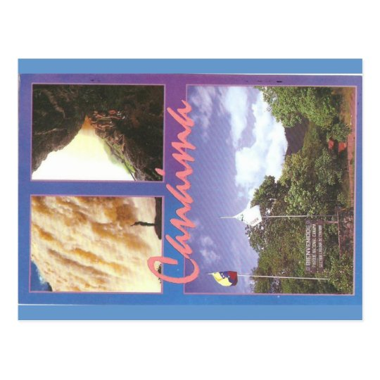 Canaima, Venezuela Postal