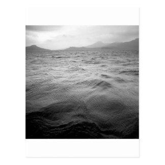 Canal Chile del cabo de Hornos del agua Postal