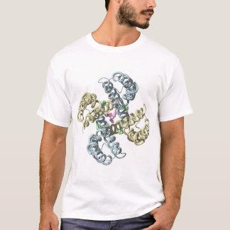 Canal del potasio camiseta
