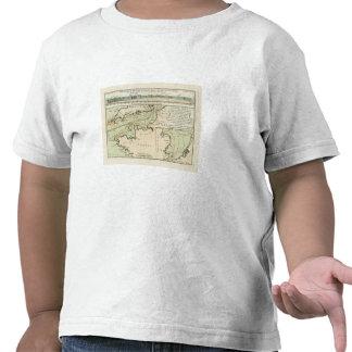Canal inglés camiseta