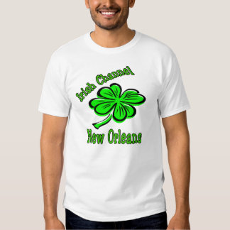 Canal irlandés New Orleans Camisas