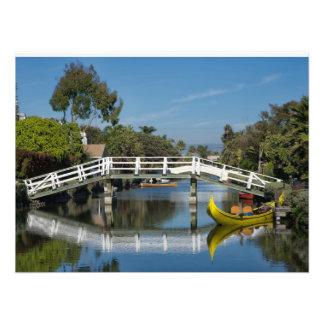 Canales de Los Ángeles Venecia Fotografias