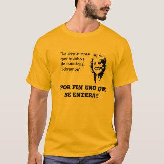 Canales intestinales del SE del que del Uno Camiseta