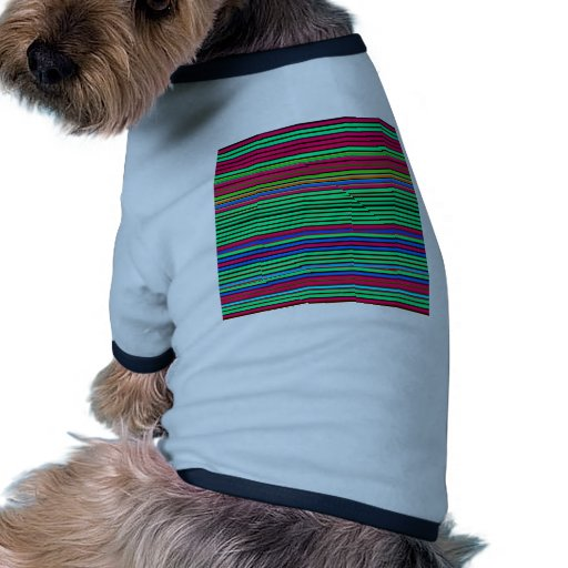 Canales reconstruidos ropa de perro