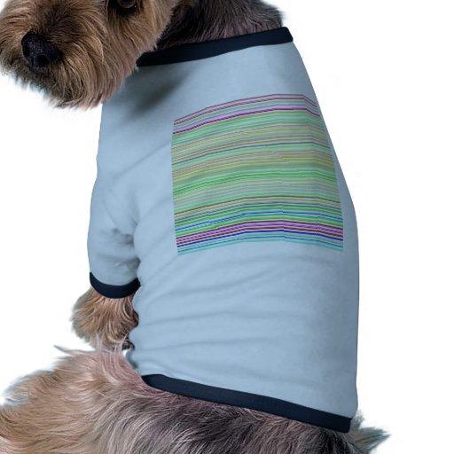 Canales reconstruidos camisa de perrito