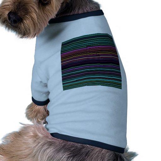 Canales reconstruidos camisetas de perrito