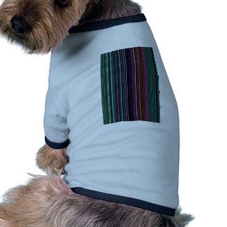 Canales reconstruidos ropa para mascota