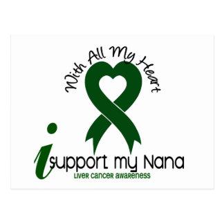 CÁNCER de HÍGADO apoyo a mi Nana Postal