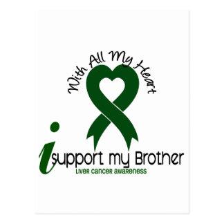 CÁNCER de HÍGADO apoyo mi Brother Postal