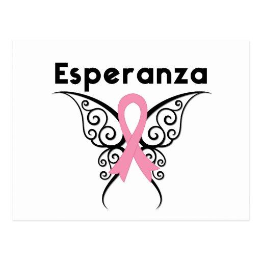 Cancer de Mamá - Esperanza Tarjeta Postal