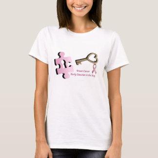Cáncer de pecho camiseta