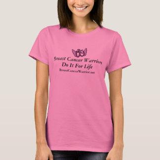 Cáncer de pecho T'shirt Camiseta